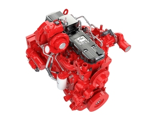 Cummins B6.7 Stage V engine WEB