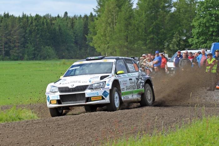 Kristian Kiviniemi_Pohjanmaa Ralli